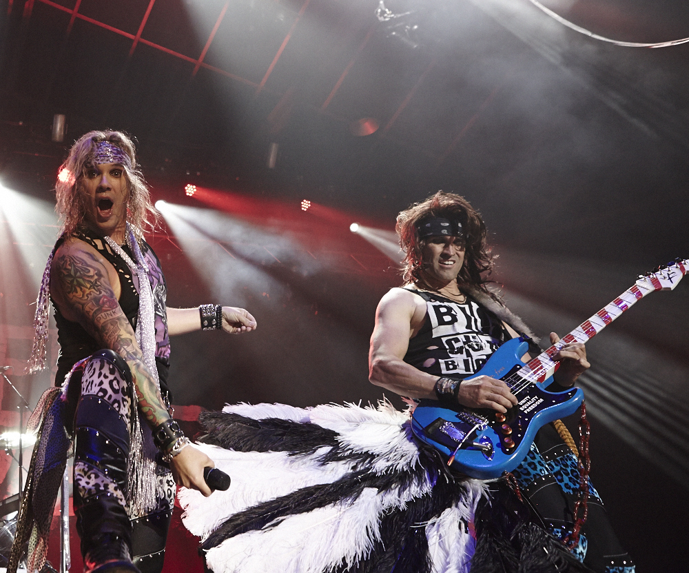 #4 Steel Panther