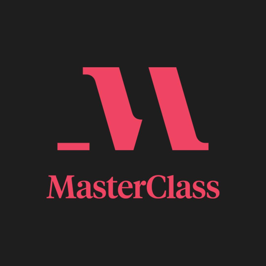 MasterClass_Logo_Red_1x1_CharcoalBG_Lockup